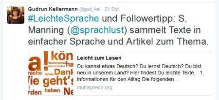 Gudrun Kellermann Leicht zum Lesen Tw 11.7.16